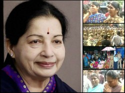 Jayalalithaa S Health Deteriorates Wails Prayers Rent Air Chennai