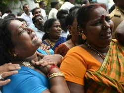 Persons Died Shock Over Jayalalithaa S Demise So Far Aiadmk