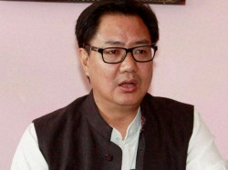 Crore Dam Scam Is Fake News Revenge With Shoes Minister Kiren Rijiju