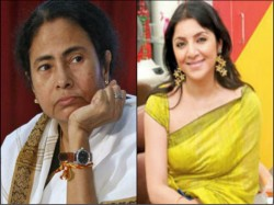 Locket Chatterjee Attacked Chief Minister As Liar Corrupt