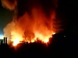 Mexico Fireworks Market Blast Kills At Least 29 Hurts Score