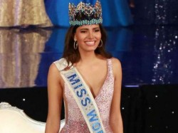 Stephanie Del Valle Puerto Rico Crowned Miss World