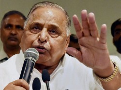 Uttar Pradesh Assembly Elections Sp Chief Mulayam Singh Rules Out Allience