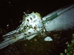 Pilot Reportedly Pleaded Land Plane Before Fatal Colombia Crash