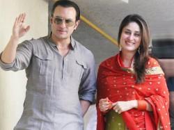 Kareena Saif Blessed With Baby Boy Taimur Ali Khan