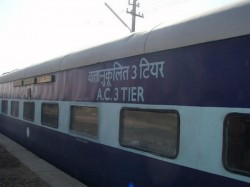 Suffering Rail Passenger Is Going On Many Trains Were Cance