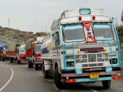 Rbi Truck Carrying Scrapped Notes Fined Overloading
