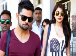 Virat Kohli Anushka Sharma Take Twitter Slam Engagement Rumours