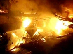 Series Fire At Howrah After Jute Mill Devastating Fire At Industrial Center