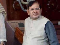 Honour Vote Bigger Than Daughter S Says Sharad Yadav