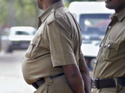 Gujarat Cops Get Cash Reward Reducing Waistline