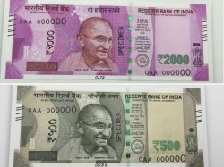 Months Before Notes Ban Centre Okayed New Currency Reveals Rit