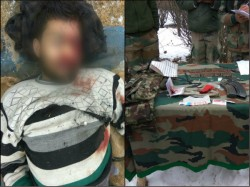 Militant Killed Encounter J K S Hajin Area