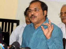 Adhir Chowdhury Demand Cbi Inquiry