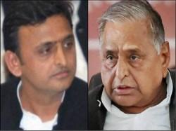 Samajwadi Party Split Mulayam Singh Yadav Could Declare Split