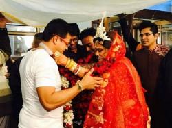 Koneenica Bannerjee Surajit Hori Married Now See Pictures