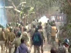 Bhangar Cm Mamata Has Come Otherwise Protest Will Continu Says Villagers