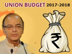 Five Key Expectations From Union Budget 2017