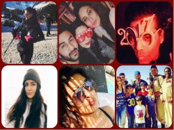 Here S How Aishwarya Rai Kareena Deepika Katrina Others Celebrated The New Year