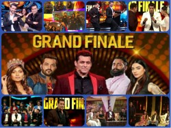 Bigg Boss 10 Grand Finale Mouni Salman Perform Salman Khan Kids Melt Hearts Salman Enjoying With Kid