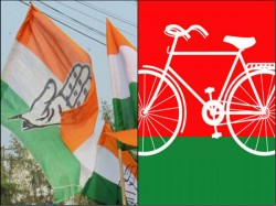 Congress Confirms Alliance With Akhilesh S Samajwadi Party Up Elections