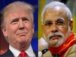 Us President Donald Trump Speak Pm Modi On Tuesday