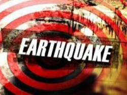 Earthquake Hits Parts India