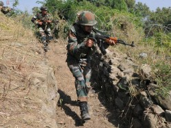 Encounter Underway Between Security Forces Militants