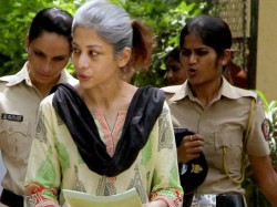 Charged Today With Murder Indrani Mukerjea Seeks Divorce From Peter