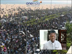 Pro Jallikattu Protesters Demanded Separate Tamil Nadu Nation