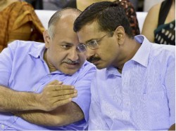 Assume Arvind Kejriwal Is Your Chief Minister Manish Sisodia Punjab