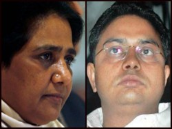 Rs 1 300 Crore Rise Assets Mayawati S Brother Under Income Tax Lence