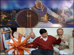 Kejriwal Tried To Mock Modi For His Photo In Khadi Udyogs Calendar Diary Gets Trolled