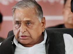 Mulayam Singh Yadav Calls Sp Meet