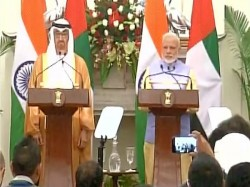 Pm Modi Didn T Understand What Abu Dhabi S Crown Prince Said