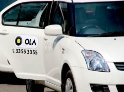 Ola Taxi Driver Return Money