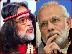 Swami Om Claims He Made Narendra Modi The Prime Minister