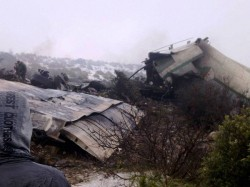 Turkish Airlines Cargo Jet Crash Kills At Least 20 Kyrgyzsta