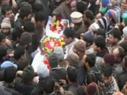 A Funeral J K This Time A Cop Not Terrorist