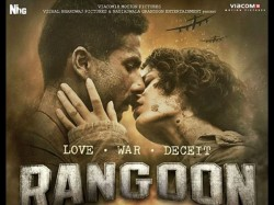 Censor Replaces Few Words Film Rangoon