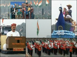 In Pics India S Republic Day Parade From Red Road At Glance
