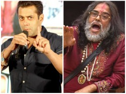 Watch Swami Om Claims Have Slapped Salman Khan