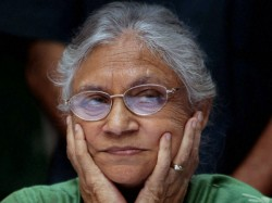 Sheila Dixit Will Withdraw From Cm Post As Congress Sp Form Alliance