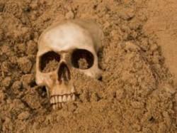 Skeletons Were Recovered From Vat Kolkata