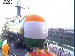 Ins Khanderi Launched Mumbai