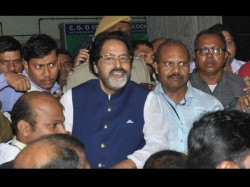 Arrested Trinamool Mp Sudip Bandyopadhyay Hospitalized Cuttack Chest Pain