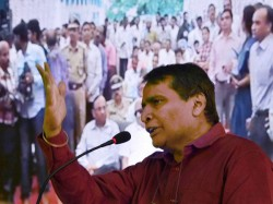 India Will Establish Railway Network With Neighbouring Countries Suresh Prabhu