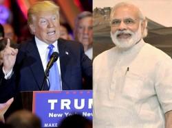 Donald Trump Calls Pm Modi Says India True Friend
