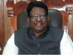 Meghalaya Governor V Shanmuganathan Resigns