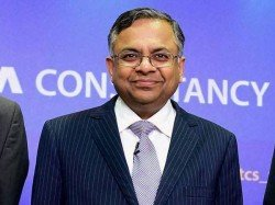 N Chandrasekaran Ceo Md Tata Consultancy Services Is New Chairman Tata Sons